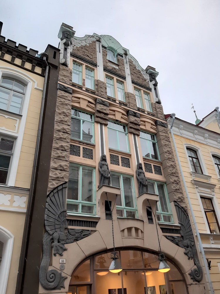Латвия. Скобелевская 1 Корал Бутово